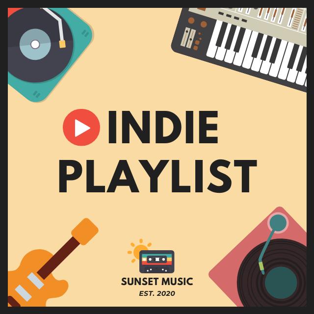 Playlist Indie-Rock