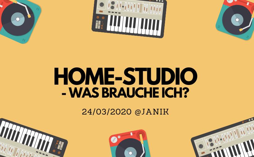 Übersicht: Home-Studio