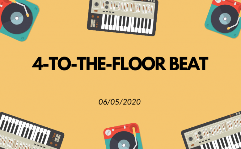 Beitragsbild 4-to-the-floor Beat