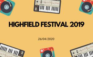Beitragsbild Highfield Festival 2019