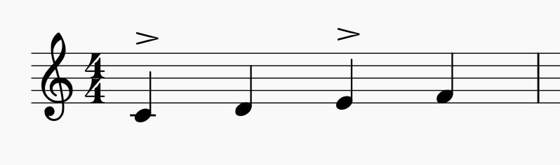 4/4 Takt: Betonung auf 1 und 3   Sunset Music