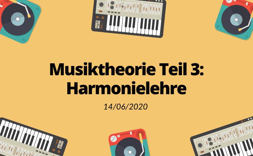 Tonart, Tonleitern und Kadenzen leicht erklärt - die Werkzeuge der Harmonielehre | Sunset Music