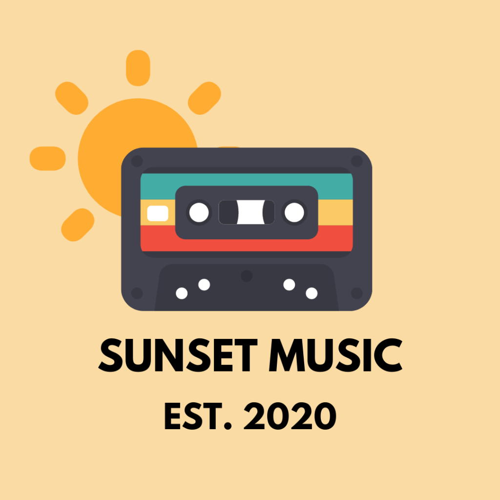 Logo Sunset Music