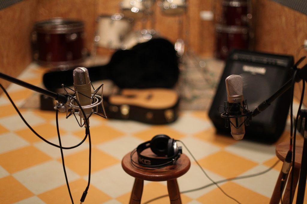 Kondensatormikrofone im Home-Studio - Sunset Music