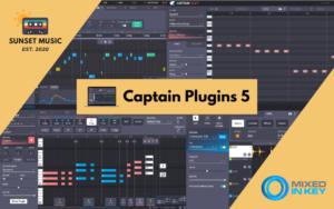 Captain Plugins DAW Musikproduktion - Sunset Music